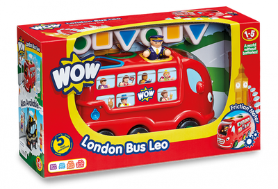 Little Marshans:London Bus Leo:
