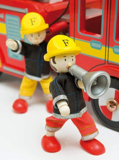 Gift Pack - Firefighters by Le Toy Van - Little Marshans