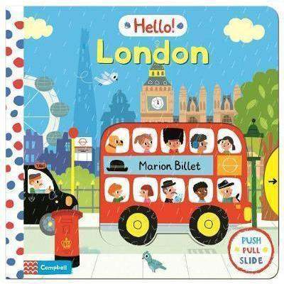 Little Marshans:Hello London: