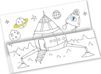 Hide And Seek Colouring Surprises by Djeco - Little Marshans