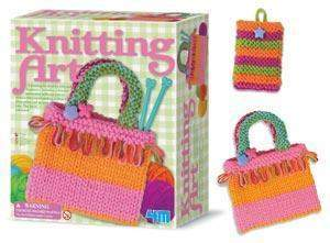 Knitting Art 4M by Great Gizmos - Little Marshans