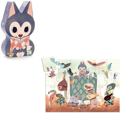 Little Marshans:Little Wolf 24 Pcs: