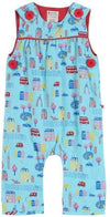 London Romper by Piccalilly - Little Marshans