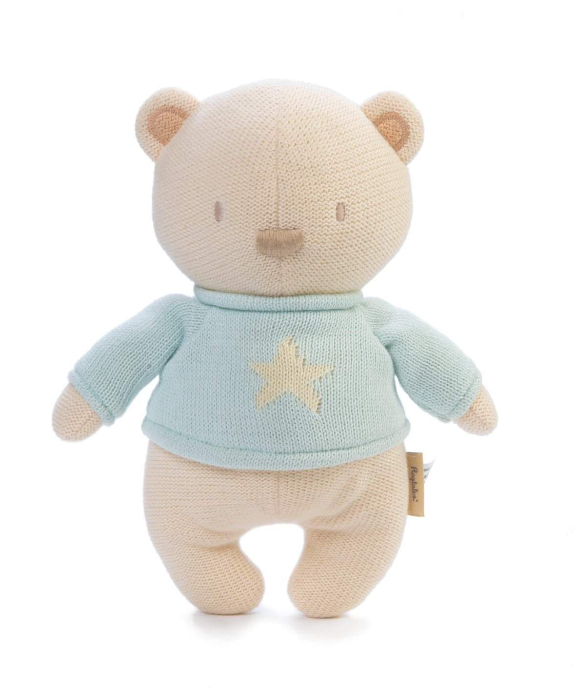Little Marshans:Mimmo Knitted Bear: