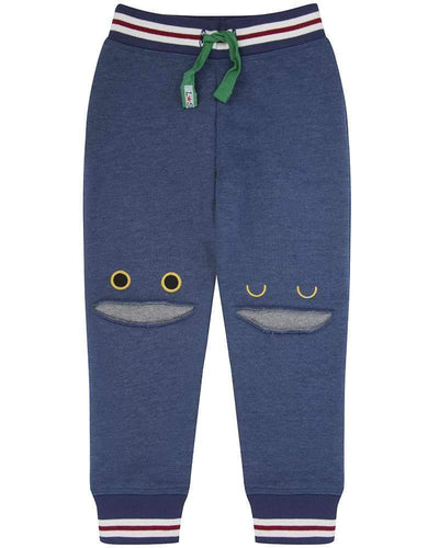 Little Marshans:Monster Knee Joggers AW17: