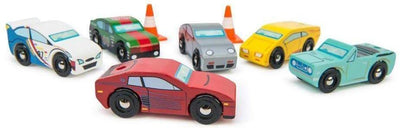 Montecarlo Sports Car Set by Le Toy Van - Little Marshans