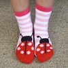 Ladybird Socks by Toby Tiger - Little Marshans