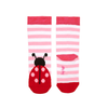 Little Marshans:Ladybird Socks: