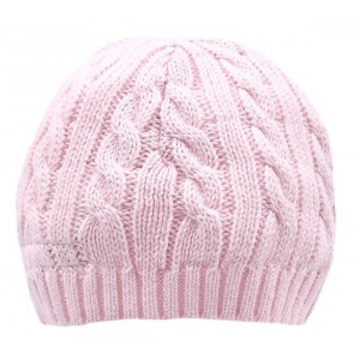 Knitted Cable Hat by Toffee Moon - Little Marshans