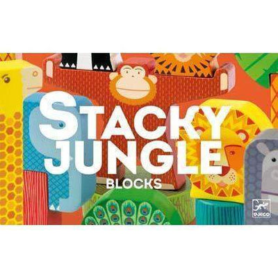 Little Marshans:Stacky Jungle Blocks: