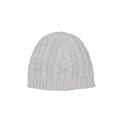 Little Marshans:Knitted Cable Hat,Hound / NB