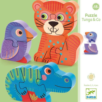 Little Marshans:Tunga & Co: