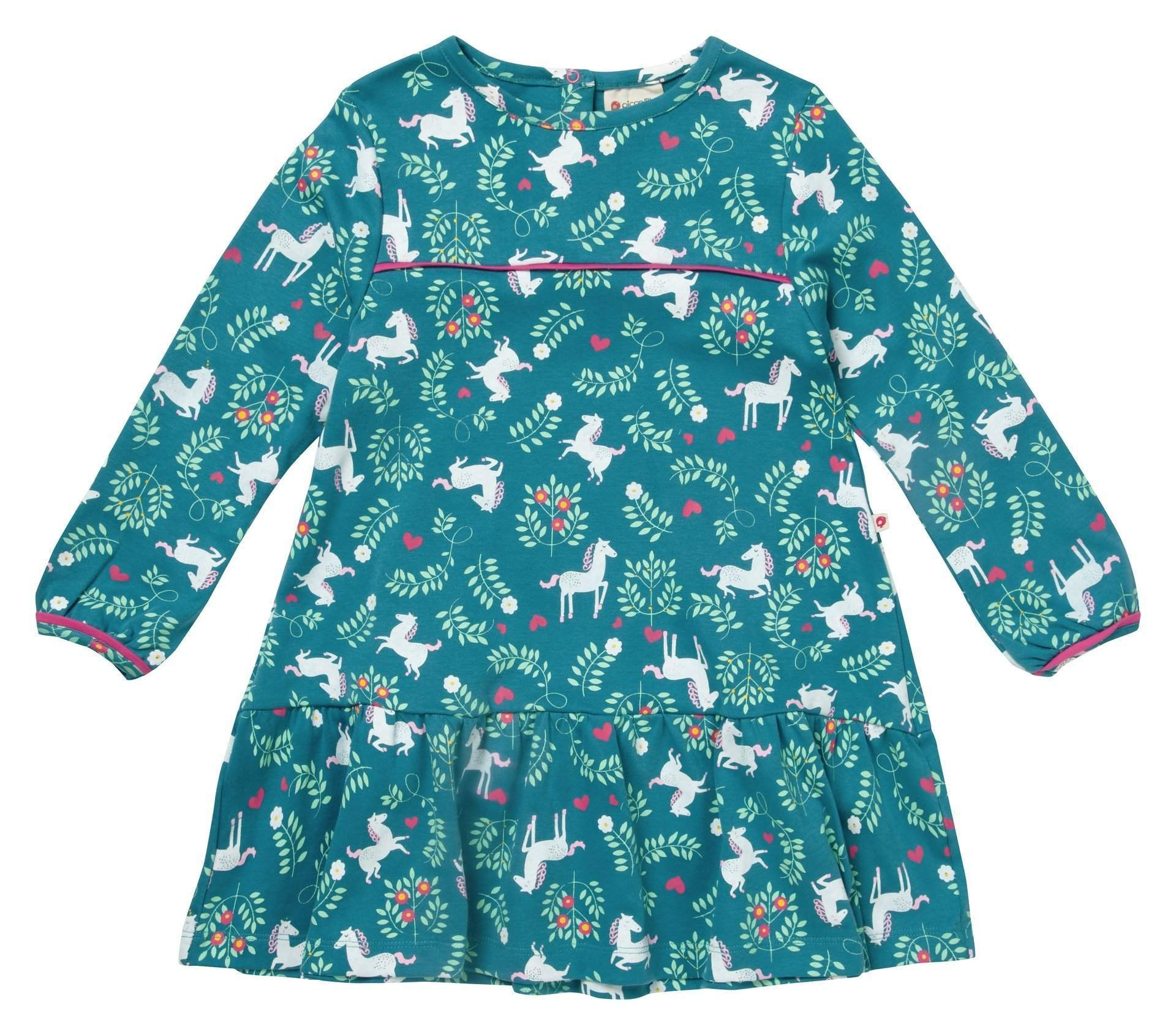 Little Marshans:Unicorn Dress: