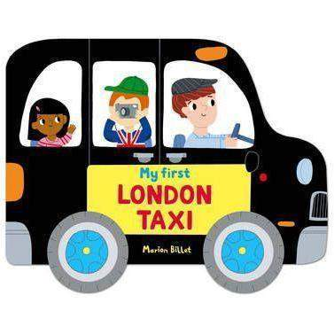 Little Marshans:Whizzy Wheels: My First London Taxi: