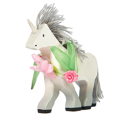 Little Marshans:The Wooden Unicorn: