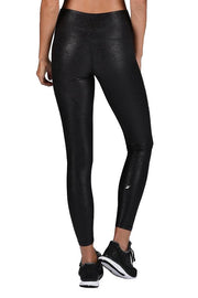 Foil High Power Legging - 444 Evergreen