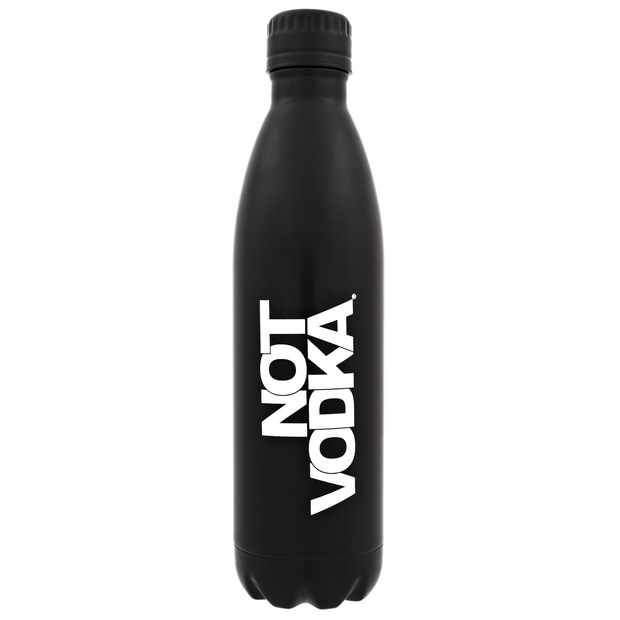 Bullet Bottle in Matte Black - 444 Evergreen