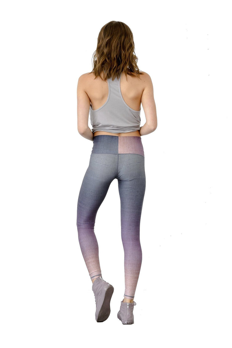 Magic Hour Barefoot Legging - 444 Evergreen