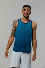 Ombre Tank - 444 Evergreen