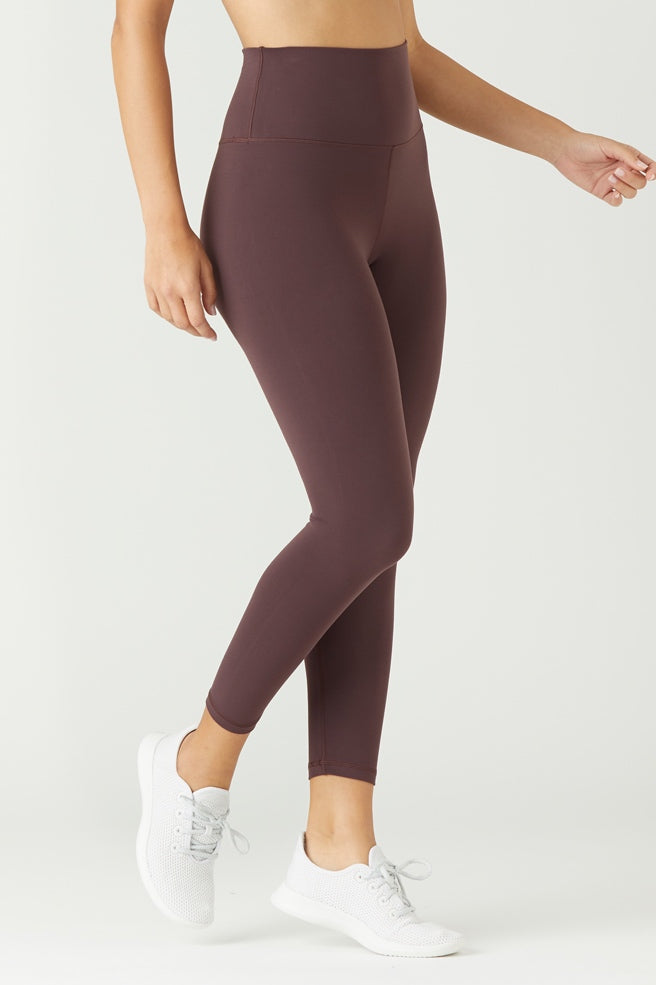 Pure 7/8 Legging - 444 Evergreen