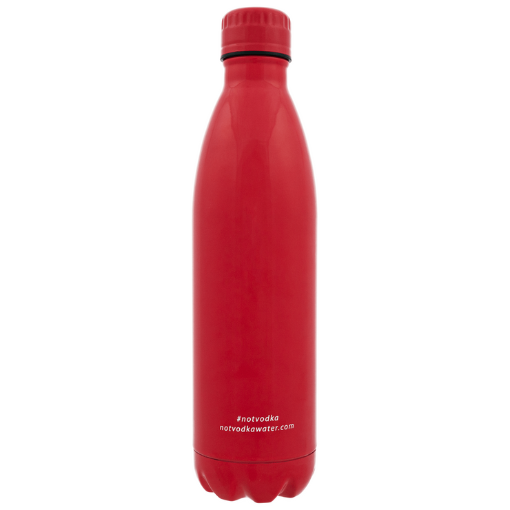Bullet Bottle in Glossy Red - 444 Evergreen