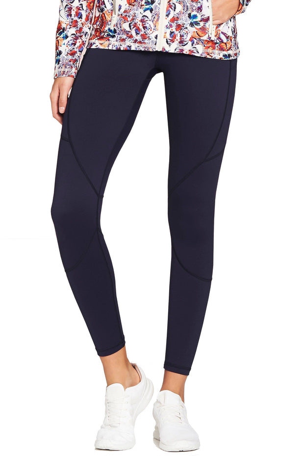 Riley 7/8 Legging - 444 Evergreen