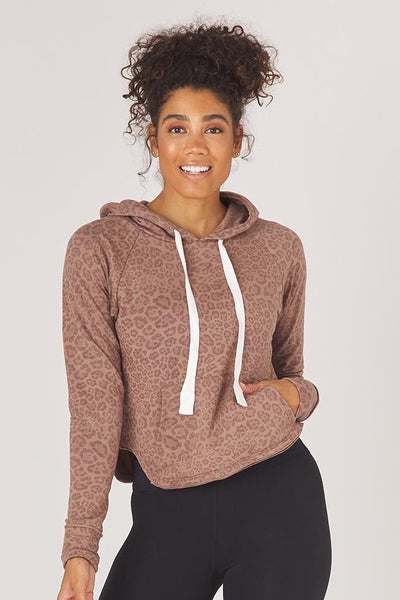 Rocky Hoodie - Cocoa - 444 Evergreen