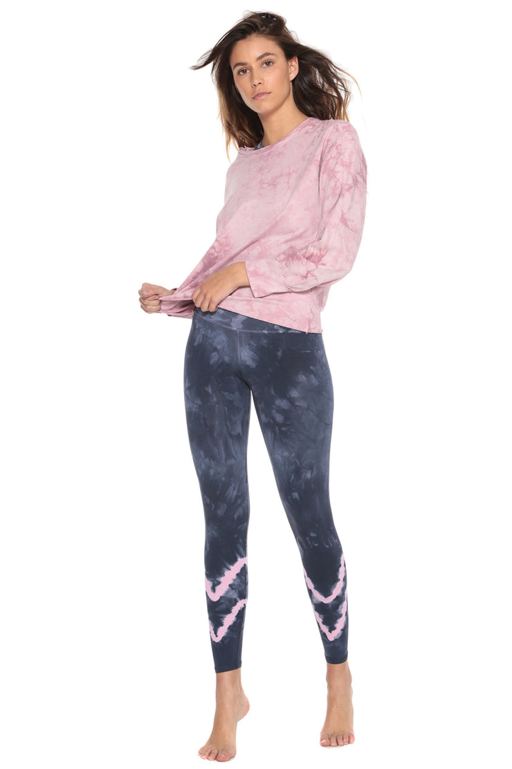 Sunset Legging - 444 Evergreen