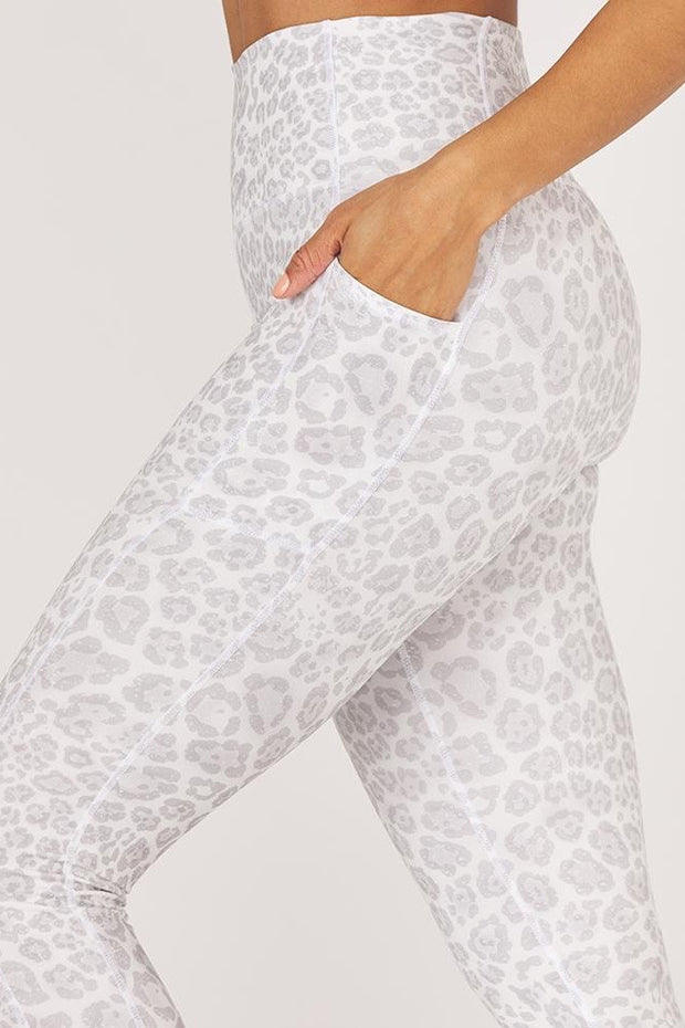 Taper Legging - 444 Evergreen