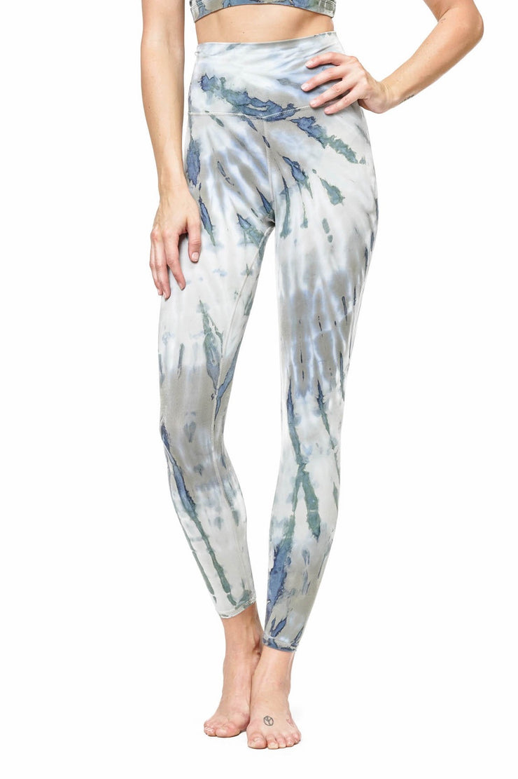 Venice Legging - 444 Evergreen