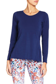 Debra Long Sleeve - 444 Evergreen