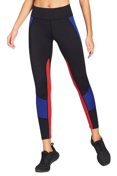 Whitney 7/8 Legging - 444 Evergreen