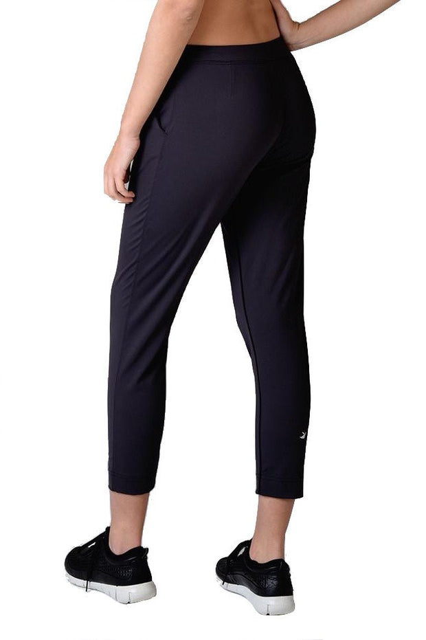 Fare Crop Jogger - 444 Evergreen