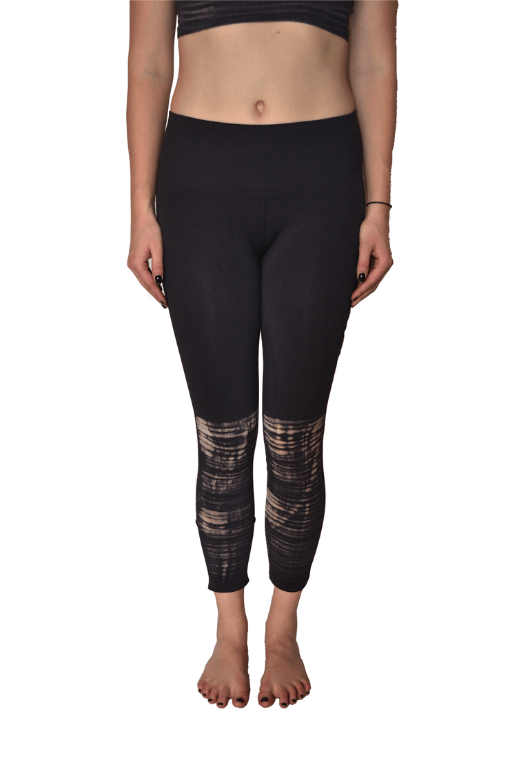 Washed Barely There Legging - 444 Evergreen