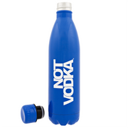 Bullet Bottle in Glossy Blue - 444 Evergreen