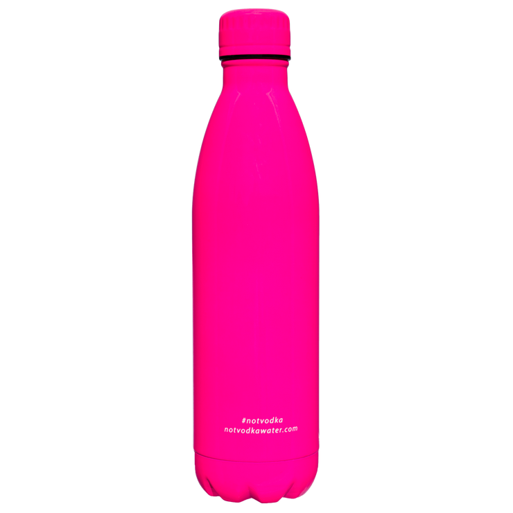 Bullet Bottle in Neon Pink - 444 Evergreen