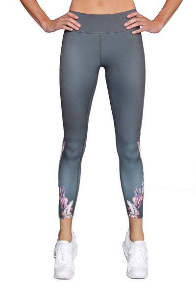 Rockell 7/8 Legging - 444 Evergreen