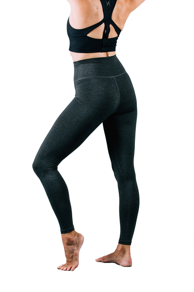 Rosie High Waist Legging - 444 Evergreen