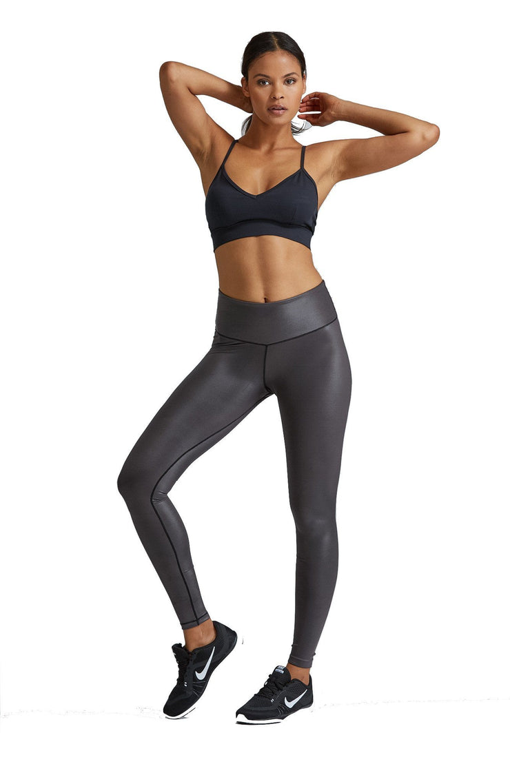 Midnight Legging - Steel - 444 Evergreen