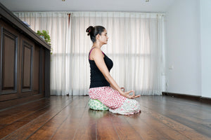 Kosha Yoga Co Meditation Cushion