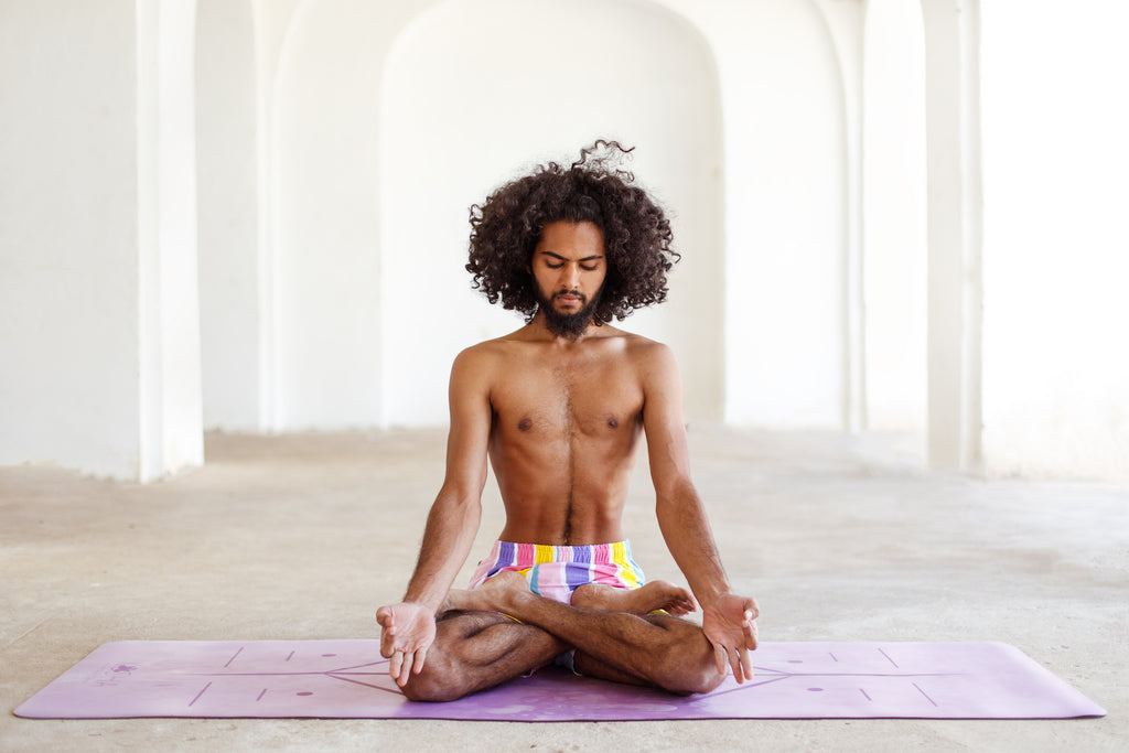Kosha Yoga Co Pure mat