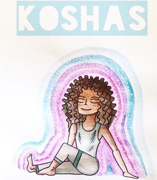 Kosha Yoga Co. meaning of Koshas_yoga mats