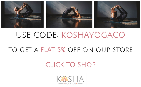 Kosha Yoga Co Shop yoga Mat