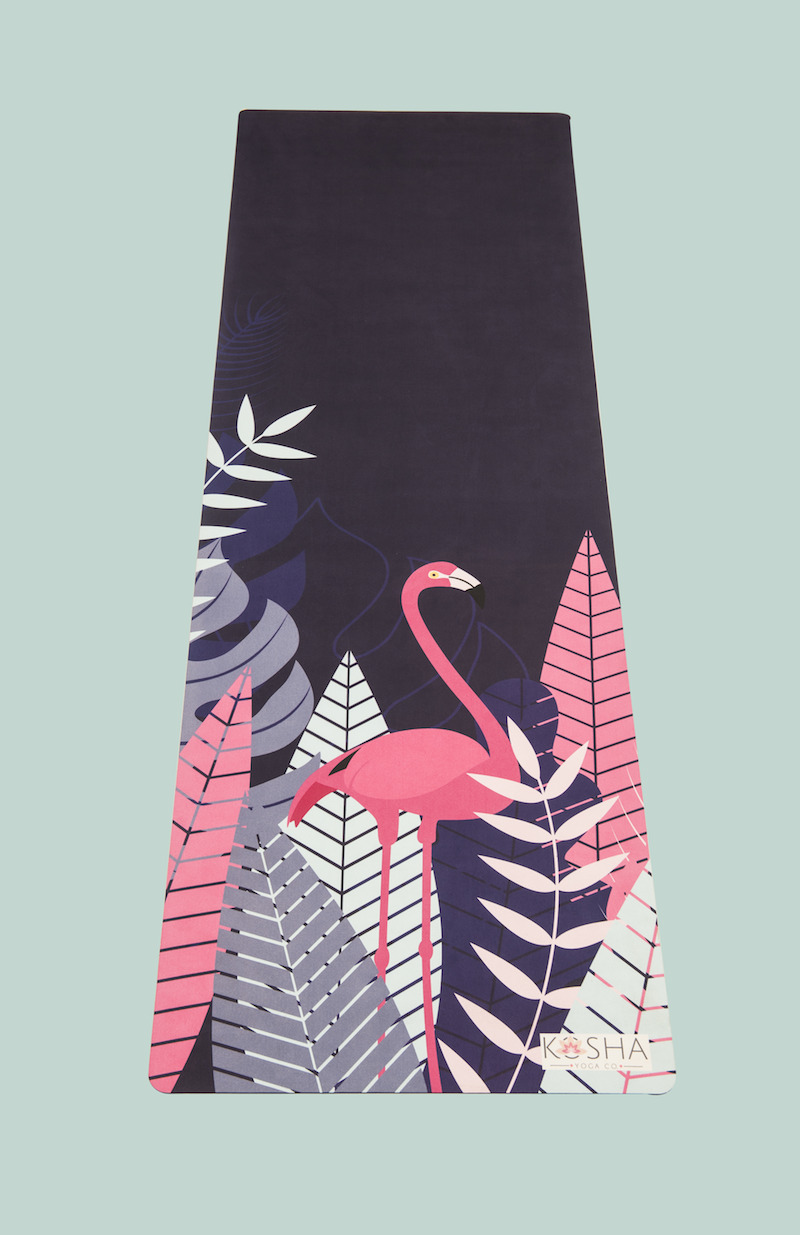 Kosha Yoga Co. Birdsong Mat