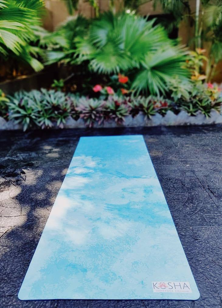Kosha Yoga Co_Saltwater Yoga Mat