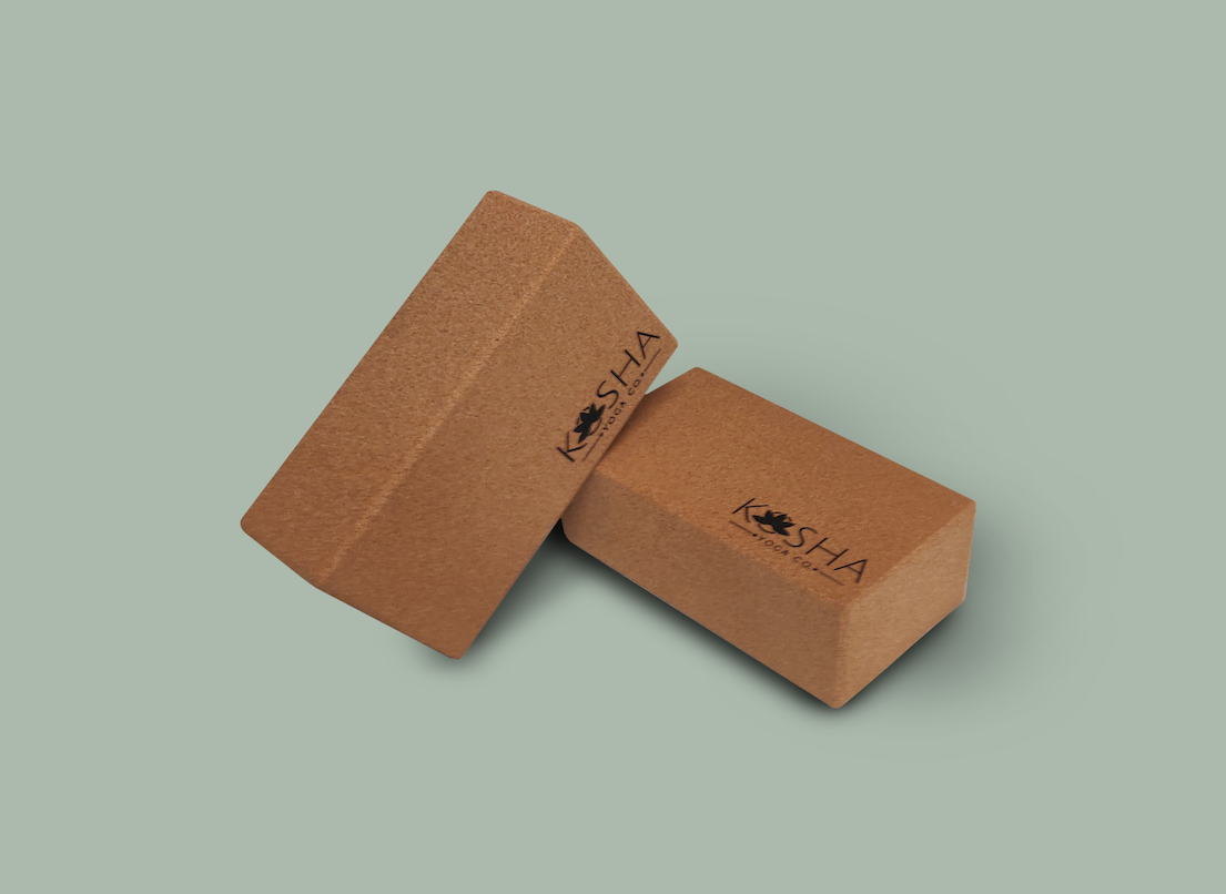 Kosha Yoga Co Yoga Bricks Blocks