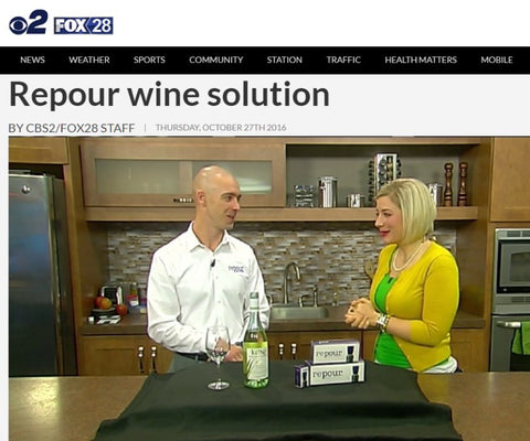 Repour is Getting Great Press! See What the Experts Say