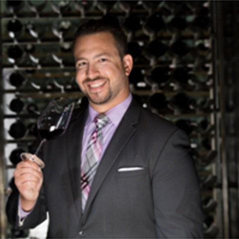 Jason Caballero Advanced Sommelier and Lead Sommelier at Michael Mina Bourbon Steak, Fairmont Scottsdale Princess, endorses Repour Wine Saver