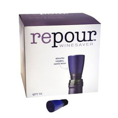 72-Pack of Repour Wine Savers
