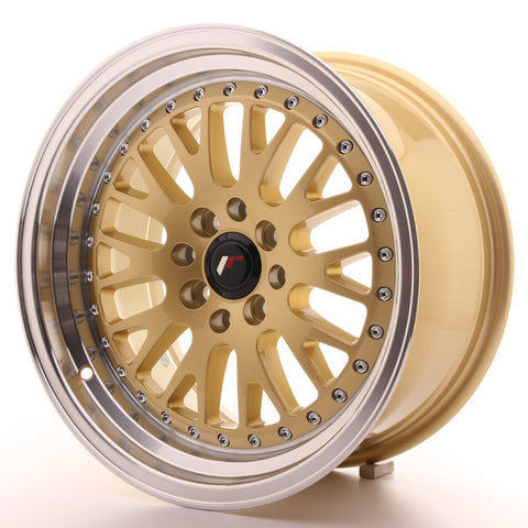 Japan Racing JR10 16x8 ET10 4x100/114 Gold